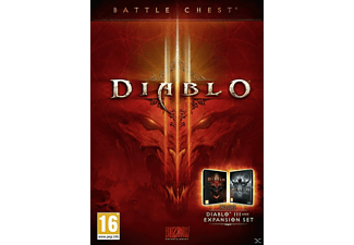 Diablo III - Battle Chest PC
