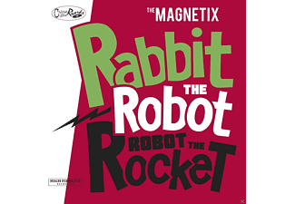 Magnetix - Rabbit The Robot-Robot The Rocket - (CD)