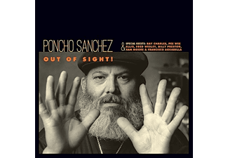 Poncho Sanchez - Out of Sight! (HQ) (Vinyl LP (nagylemez))