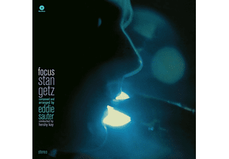 Stan Getz - Focus (High Quality Edition) (Vinyl LP (nagylemez))