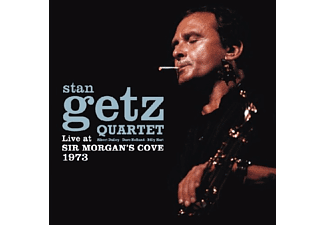Stan Getz - Live at Sir Morgan's Cove 1973 (CD)