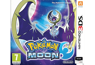 Pokémon Moon NL 3DS