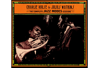 Rouse Charlie & Julius Watkins - Complete Jazz Modes Sessions (Box Set) (CD)