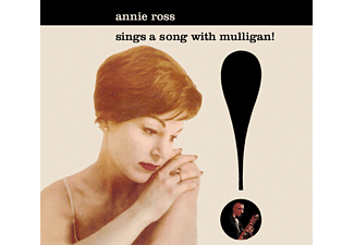 Annie Ross - Sings a Song with Mulligan (CD)