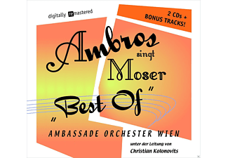 "Wolfgang Ambros - Ambros Singt Moser ""Best Of"" - (CD)"