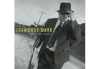 Gashouse Dave - WAY TOO COOL - (CD)