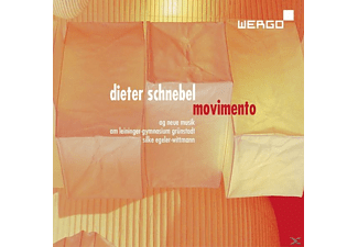 Egeler-wittmann - Movimento [CD]