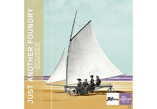 Just Another Foundry - Bouwer - (CD)
