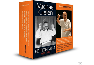 Michael/rsosb/soswr/+ Gielen - Michael Gielen Edition,Vol.4 - (CD)