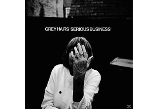 Grey Hairs - Serious Business - (LP + Download)