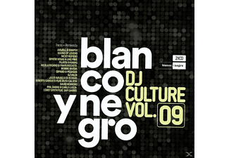 VARIOUS - Blanco Y Negro DJ Culture Vol.09 - (CD)