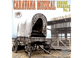 VARIOUS - Caravana Musical Series Daradas Vol.3 - (CD)