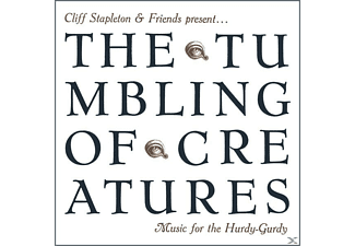 Cliff Stapleton - The Tumbling Of Creatures - (CD)