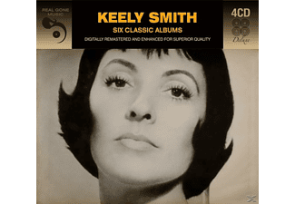 Keely Smith - 6 Classic Albums - (CD)