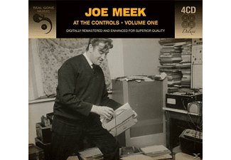 Joe Meek - Joe Meek At The Controls - (CD)