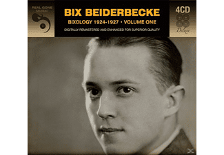 Bix Beiderbecke - Bixology 1924 To 1927 - (CD)