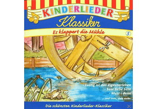 VARIOUS - Kinderlieder Klassiker 05: Es klappert in der Mühle - (CD)