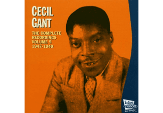 Cecil Gant - The Complete Recordings Vol.5 - (CD)