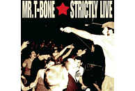 Mr T-bone - Strictly Live! [CD]