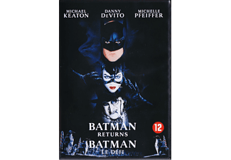 Batman: Le Défi DVD