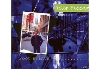 Peter Fessler - Foot Prints - (CD)