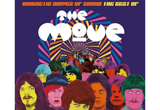 The Move - Magnetic Waves Of Sound - (CD + DVD Video)