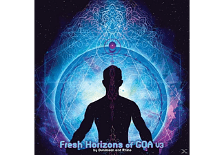 VARIOUS - FRESH HORIZONS OF GOA 3 [CD]