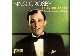 Bing Crosby - Going Hollywood 1930-1936 - (CD)