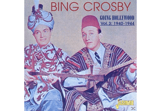 Bing Crosby - Vol.3,Going Hollywood 1940-1944 - (CD)