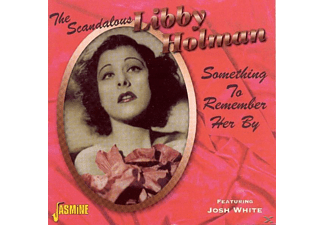 Libby Holman - The Scandalous Libby Holman - (CD)