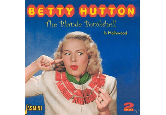 Betty Hutton - The Blond Bombshell in Hollywood - (CD)