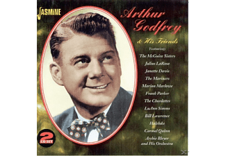 Arthur Godfrey - Arthur Godfrey & His Friends - (CD)