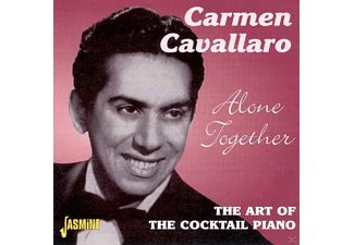 Carmen Cavallaro - Alone Together-The Art Of The Coctail Piano - (CD)