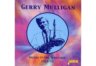 Gerry Mulligan - Nights At The Turntable - (CD)