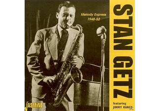 Stan Quartet Getz - Melody Express - (CD)