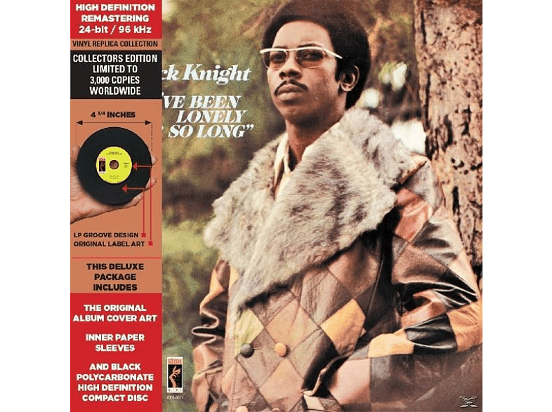 Frederick Knight - I've Been Lonely For So Long [CD]