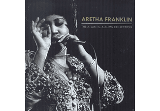 Aretha Franklin - The Atlantic Albums Collection - (CD)