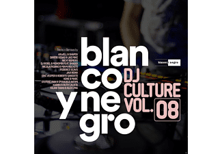 VARIOUS - Blanco Y Negro DJ Culture Vol.08 - (CD)