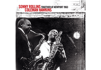 Sonny Rollins - Together at Newport 1963 (CD)