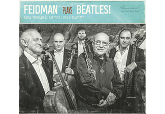 Giora Feidman, Rastrelli Cello Quartett - Feidman Plays Beatles! - (CD)