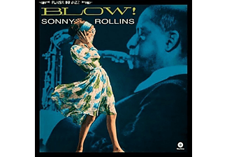 Sonny Rollins - Blow! (HQ) (Limited Edition) (Vinyl LP (nagylemez))