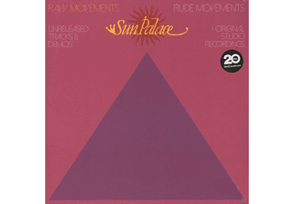 Sun Palace - Raw Movements/Rude Movements - (Vinyl)
