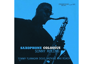 Sonny Rollins - Saxophone Colossus (CD)