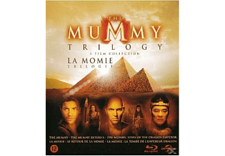 The Mummy: The Trilogy Blu-ray