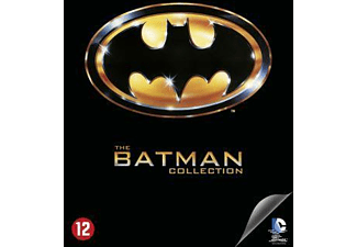 Batman 1 - 4 Collection DVD