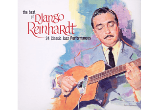 Django Reinhardt - Best of Django Reinhardt: 24 Classic Jazz Performances (CD)