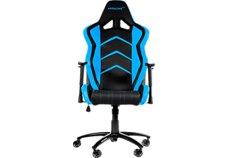 AKRACING Player, Gamingstuhl, Schwarz/Blau