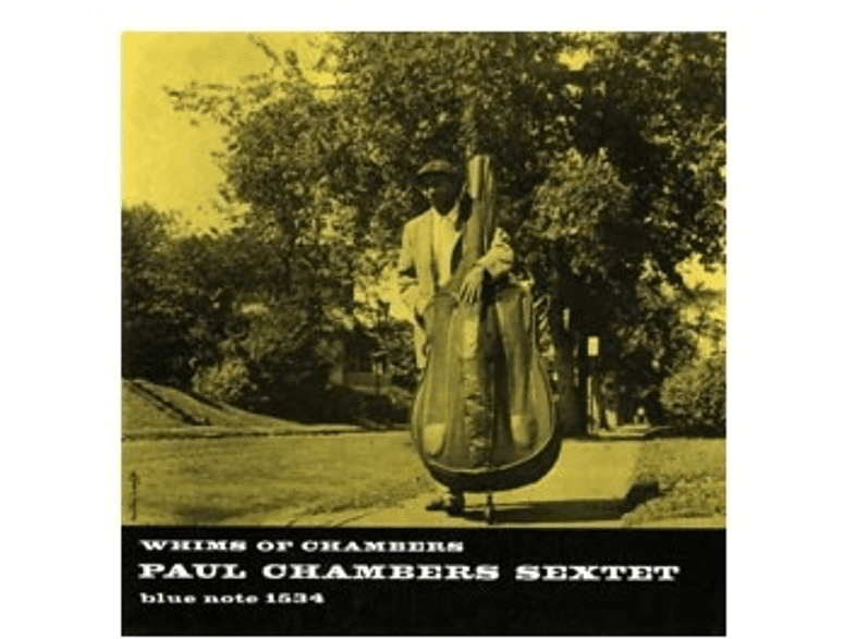 Paul Sextet Chambers - Whims Of Chambers (45rpm-edition) [Vinyl]