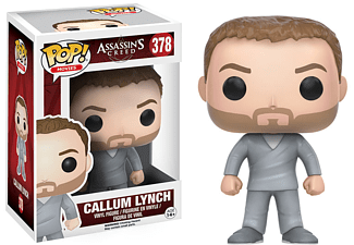 Pop! Movies: Assassin's Creed - Callum Lynch #378 Vinyl Figure