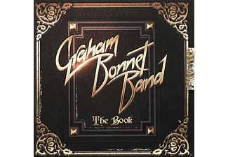 Graham Bonnet Band - The Book - (CD)